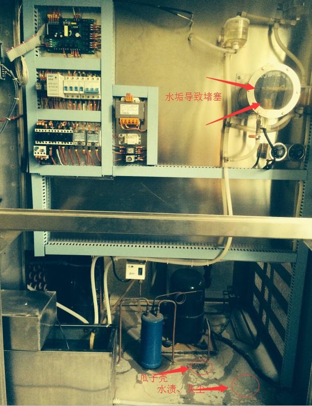 可靠性恒温恒湿箱内部示意图